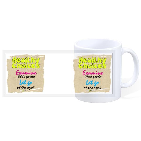 Examine Life's goods - 11oz Ceramic Mug
