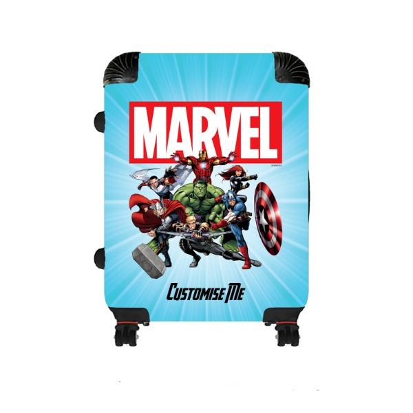 Marvel Avengers Group Medium Suitcase
