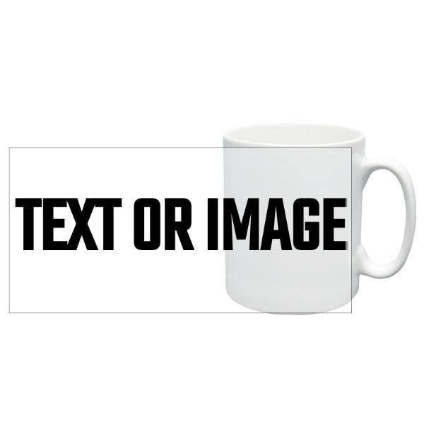 Mug Ceramic White 10oz