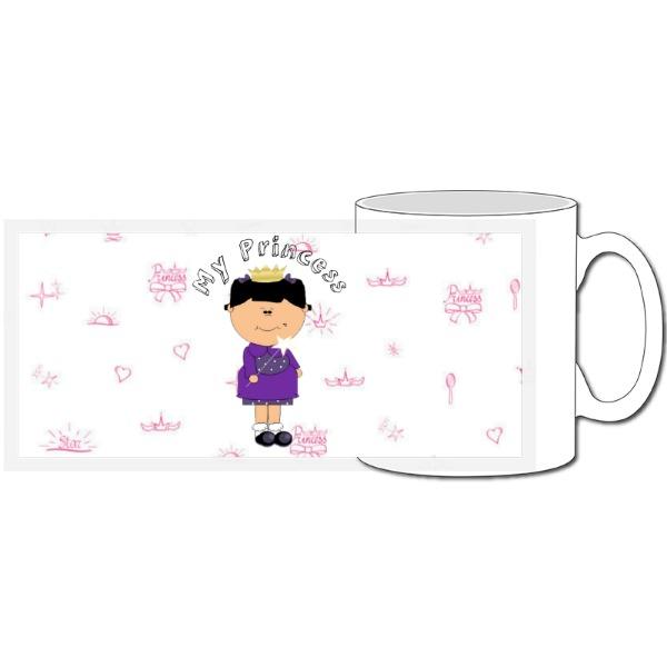 Princess - 10oz Ceramic Mug