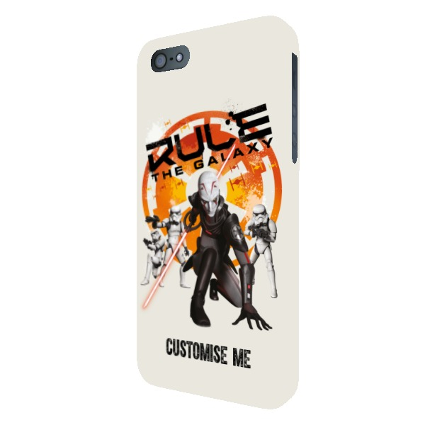 "Star Wars Rebels ""Rule The Galaxy"" iPhone 5 /5S / 5SE Clip Case"