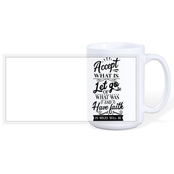Accept - 15oz Ceramic Mug