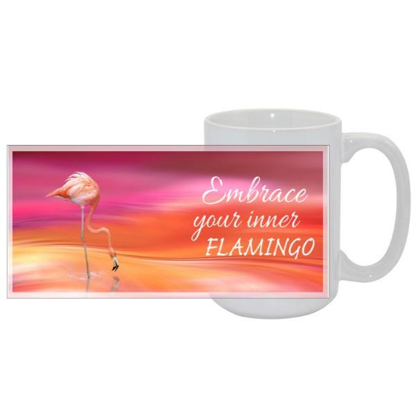 15oz mug - Mug Ceramic White 15oz