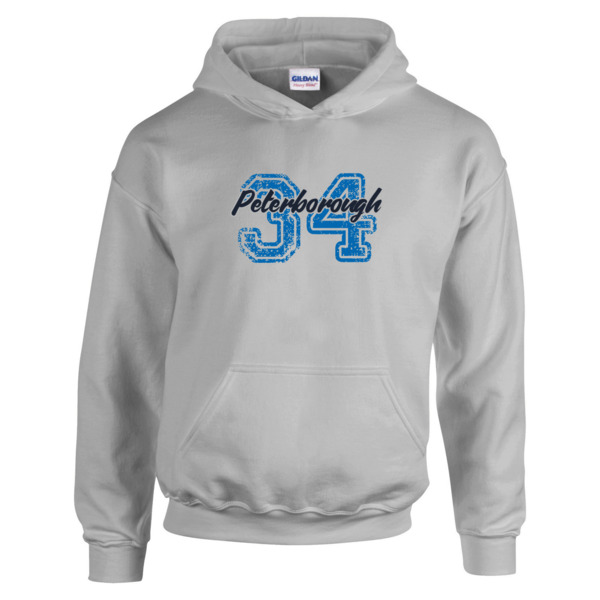 Peterborough United FC Varsity Number Hoodie