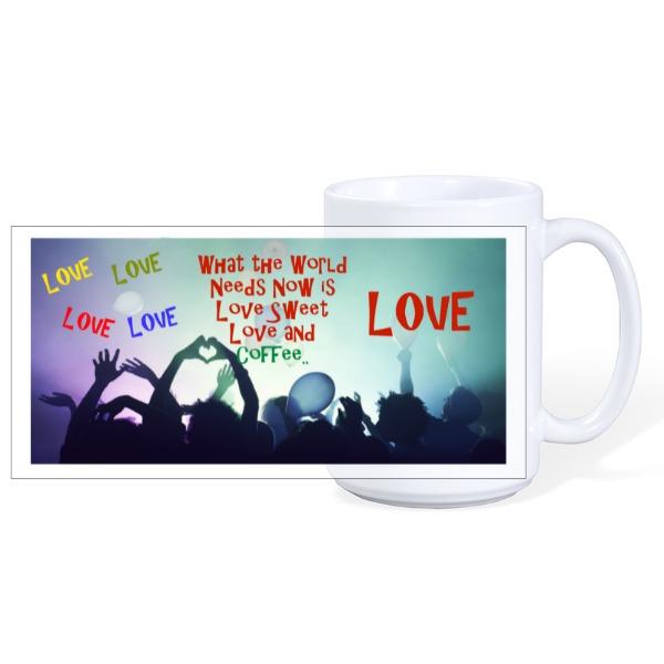 Love Cup - Ceramic Mug