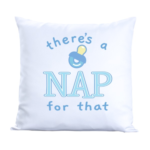 NAP - Pillow Cover Polyester Canvas Square 40cm