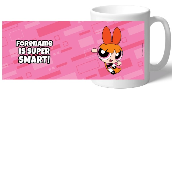 Powerpuff Girls Blossom Pattern Mug