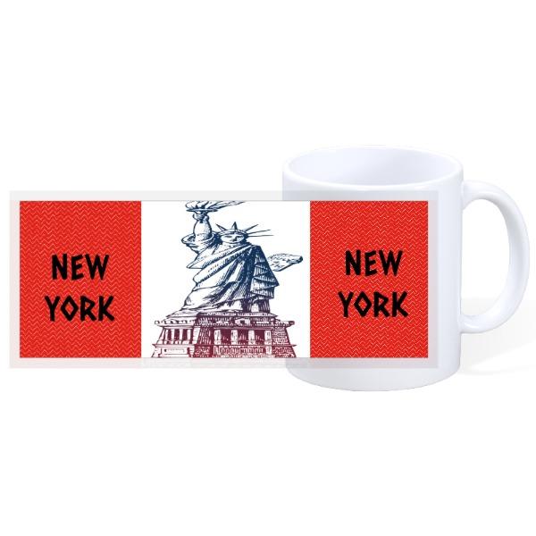 NEW YORK - 11oz Ceramic Mug