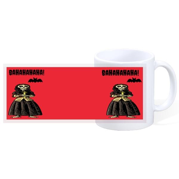BAHAHAHAHAHA! - Halloween 9 - 11oz Ceramic Mug