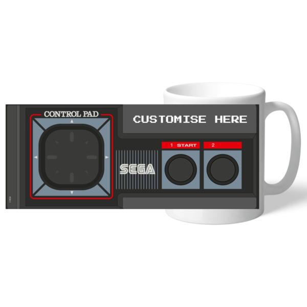 Mug - Master System - Retro Sega