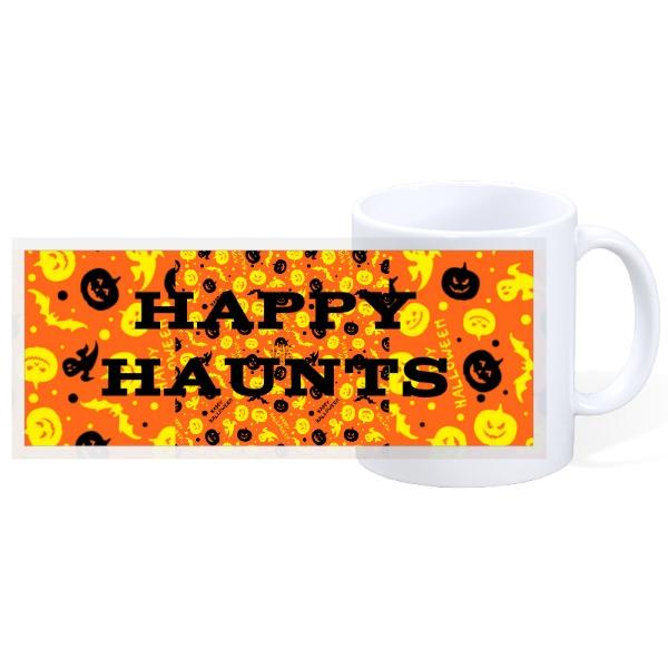 HAPPY HAUNTS - 11oz Ceramic Mug