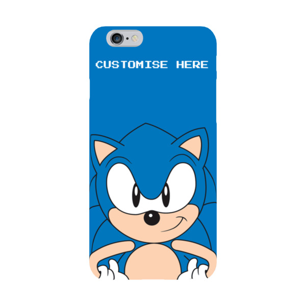 iPhone 6/6S Case - Sonic Face - Classic Sonic