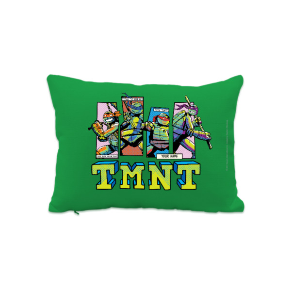 Teenage Mutant Ninja Turtles Cushion - Lean Mean Green Team