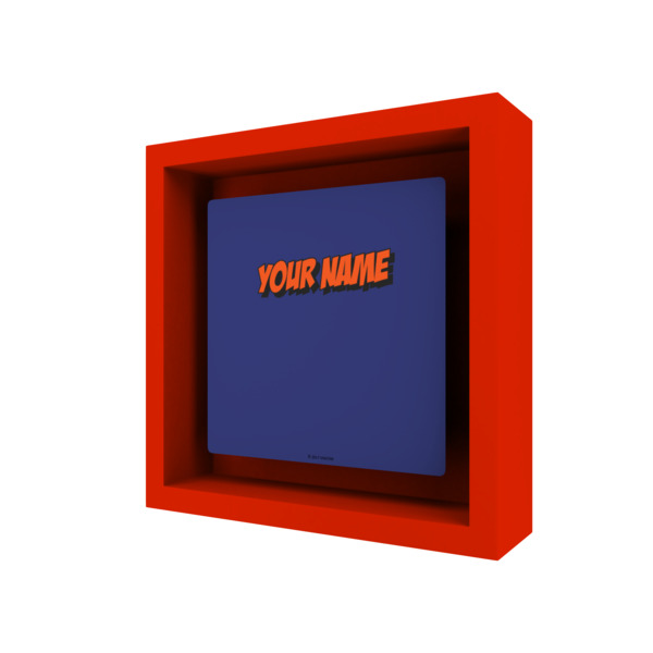 Blaze and the Monster Machines Picture Frame - AJ and Blaze