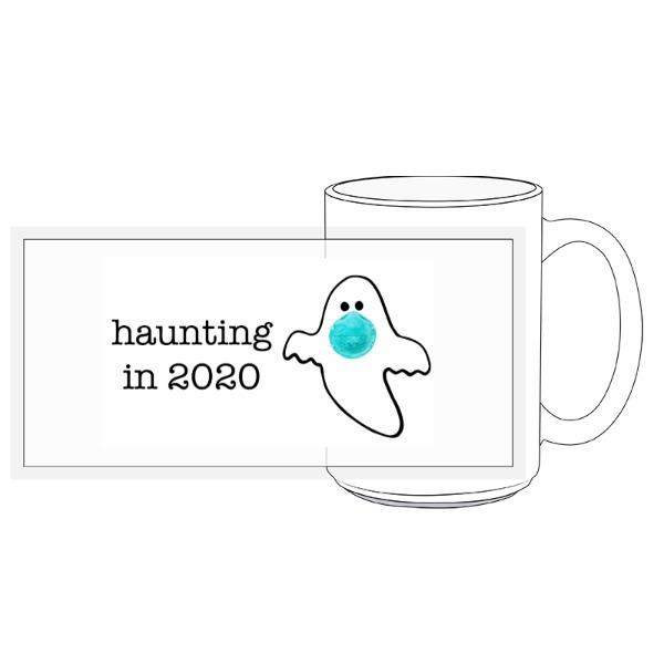 Haunting in 2020 Mug - 15oz Ceramic Mug