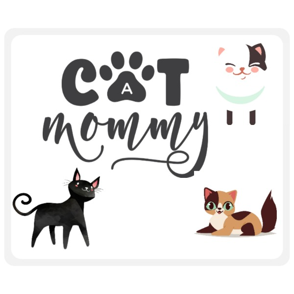 Cat Mommy - Mousepad