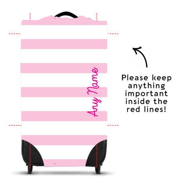 Pink Stripey - Caseskin - S