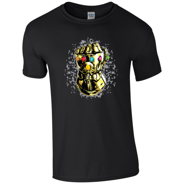 Marvel Infinity War Guantlet T-shirt