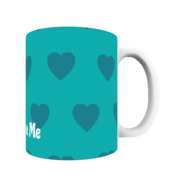 Aardman Morph 'I Love You' Mug