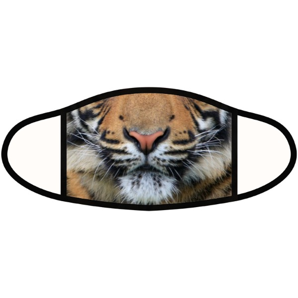 Tiger mask - Face Mask- Small
