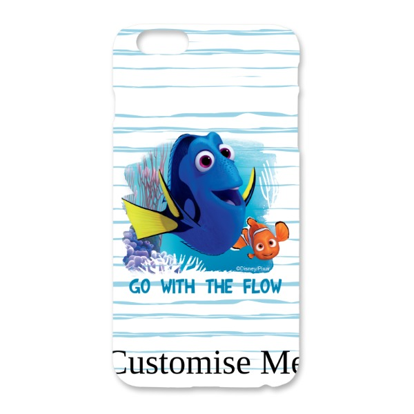 Disney Finding Dory 'Go With The Flow' iPhone 6+/6s+ Clip Case