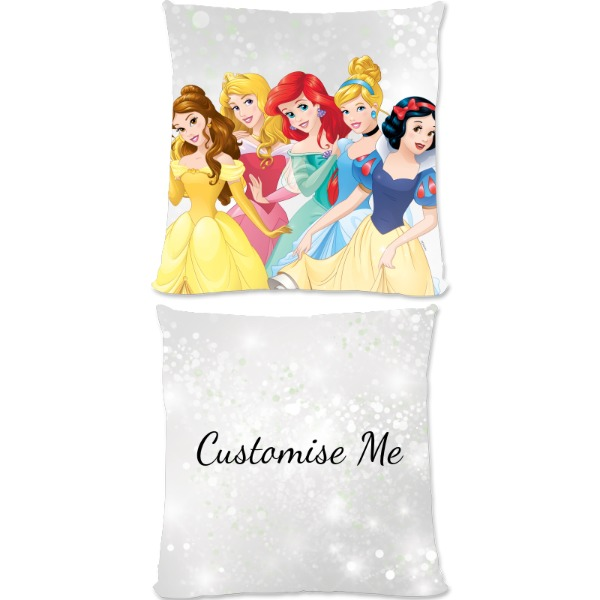 Disney Princess Group Scene Large Fiber Cushion