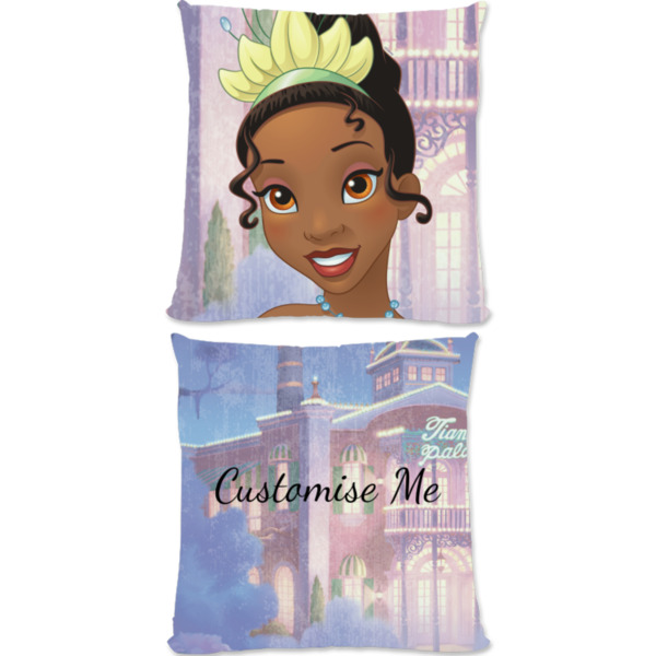 Disney Princess Tiana Large Fiber Cushion