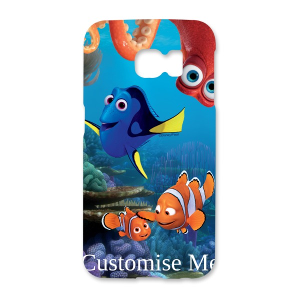 Disney Finding Dory Group Scene Samsung Galaxy S6 Edge Phone Case