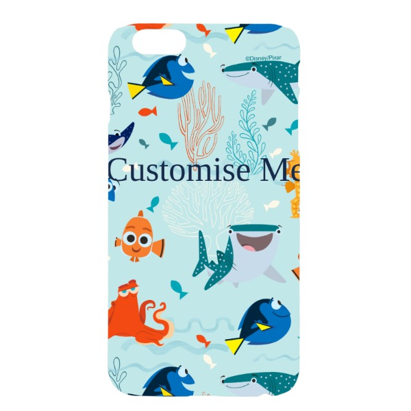 Disney Finding Dory Print iPhone 6+/6s+ Clip Case