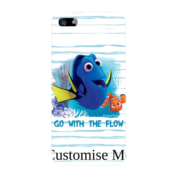Disney Finding Dory 'Go With The Flow' iPhone 5/5s/5SE Clip Case