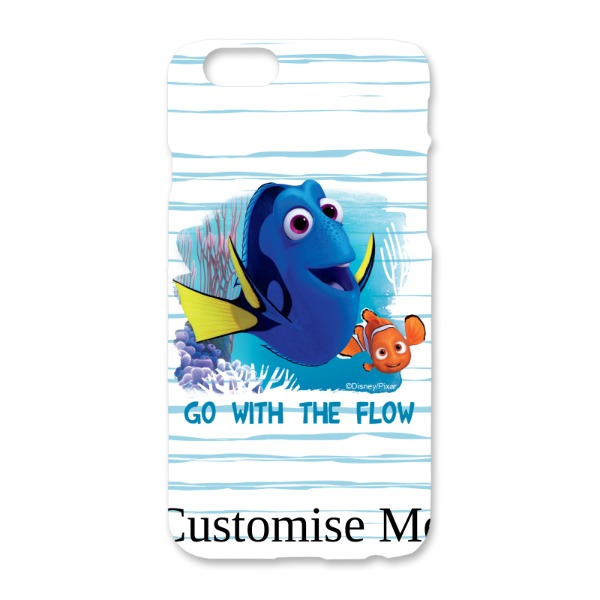 Disney Finding Dory 'Go With The Flow' iPhone 6/6s Clip Case