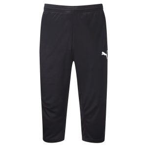 Puma Pro 3/4 Training Pant-Black/White