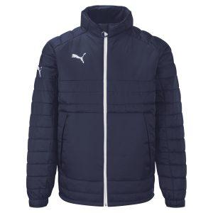 Puma Pro Stadium Jacket-Navy/White
