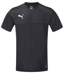 Puma Esquadra Training Jersey-Black/Black