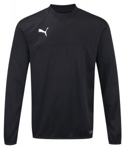 Puma Esquadra Training Sweat-Black/Black