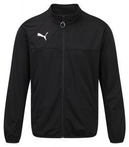 Puma Esquadra Poly Jacket-Black/Black