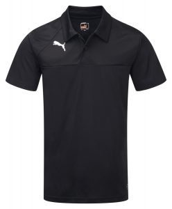 Puma Esquadra Leisure Polo-Black/Black