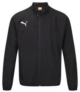 Puma Esquadra Leisure Jacket-Black/Black