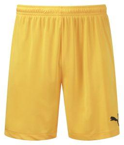 Puma SMU Velize Shorts - Yellow