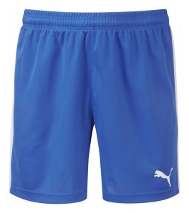 Puma Pitch Short-Royal/White