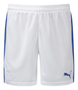 Puma Pitch Short-White/Royal