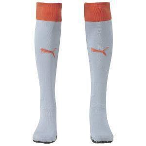 Puma Finale Socks-Grey/Ebony