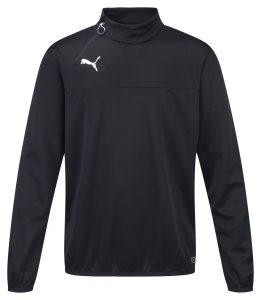 Puma Esquadra 1/4 Zip Training Top-Black