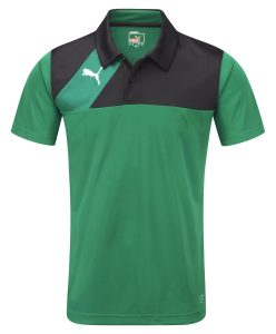 Puma Esquadra Leisure Polo-Green/Black