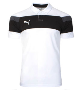 Puma Spirit II Polo - White