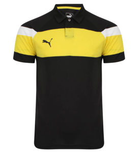 Puma Spirit II Polo - Black