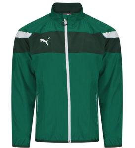 Puma Spirit II Woven Jacket - Green