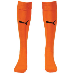 Puma Team II Sock - Orange/Black