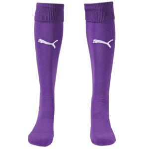 Puma Team II Sock - Violet/White