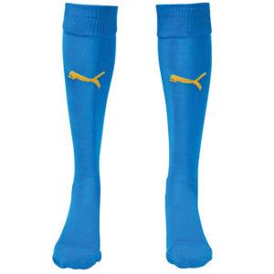 Puma Team II Sock - Royal/Yellow